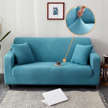 Divano Copertura Stretch Mobili Coperture Elastico Divano Coperture Per soggiorno Copridivano Antiscivolo Coperture per Poltrone divano copertura