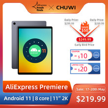 [World Premiere] Tablet PC CHUWI HiPad Plus, Android 11 OS, 11
