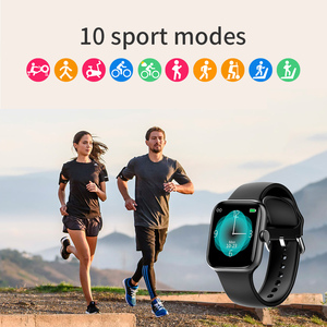 Image 5 - RUNDOING NY16 Full Touch screen smart watch with Aluminum alloy Case IP68 waterproof smartwatch For Android and IOS