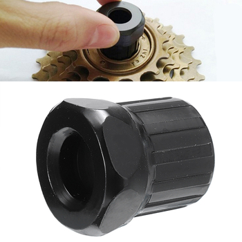 1pc motorcycle accessories 1pc Motorcycle Bike Disassembly Sleeve Bicycle Cassette Flywheel Freewheel Lockring Remover Removal Accessories Repairs Tool