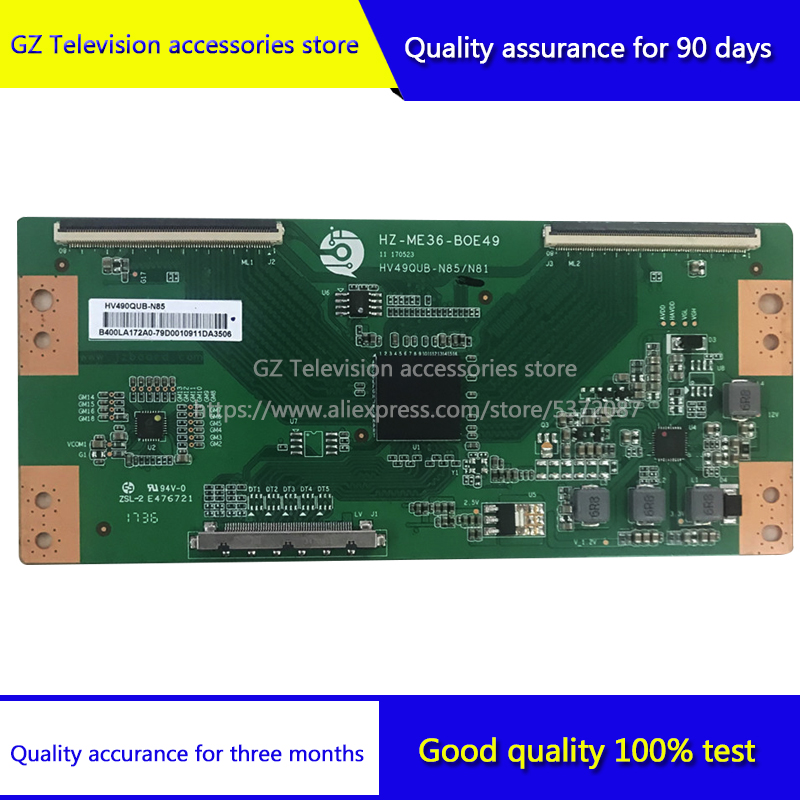 Хорошее качество для HZ-ME36-BOE49 HV490QUB-N85/N81 логическая плата 4K до 2K