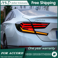 Tail Lamp For Car HONDA ACCORD 2018 2019 Tail Lights Led Fog Lights DRL Daytime Running Lights Tuning Car Accessories