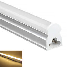 8W T5 0.3 M Cabinet Light Aplique Living Room Led Wall Lamp Kitchen Bulb Energy Saving Tube Closet Fluorescent(China)