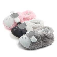 Unisex Baby Cozy Fleece Shoes Spring Autumn Toddler Infant S