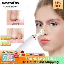 Extracteur de points noirs électrique, aspirateur électrique, nettoyeur de pores, acné, aspiration du visage, t-zone Beauty Too
