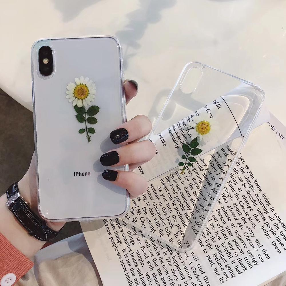 Transparent Phone Case For IPhone6 6s 7