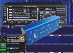 Image 5 - MSI.SDR Adaptador de panel de 10kHz a 2GHz, conjunto de módulo de espectro panorámico, VHF, UHF, LF, HF, Compatible con SDRPlay, RSP1, TCXO, 0,5ppm