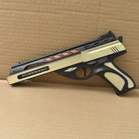 Детский Электрический игрушечный пистолет, звук и светильник, Вибрационный детский пластиковый игрушечный пистолет, Детские Большие писто...