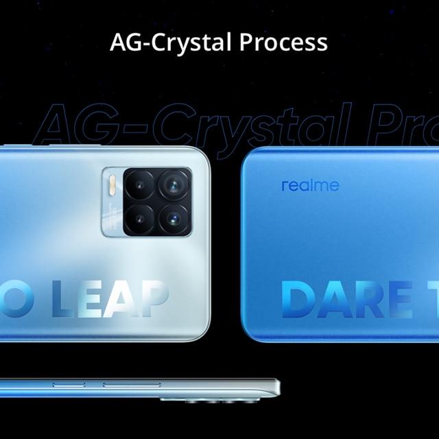 Russian Version realme 8 Pro 108MP Camera Snapdragon 720G Smartphone 6.4'' Display AMOLED 50W Super Dart Charge 4500mAh Battery 5
