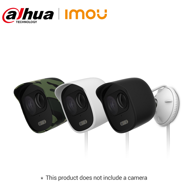 Dahua LOOC Imou IP Camera Protection Silicone Cover LOOC Accessories Shatter-Resistant & Waterproof Protective Shell