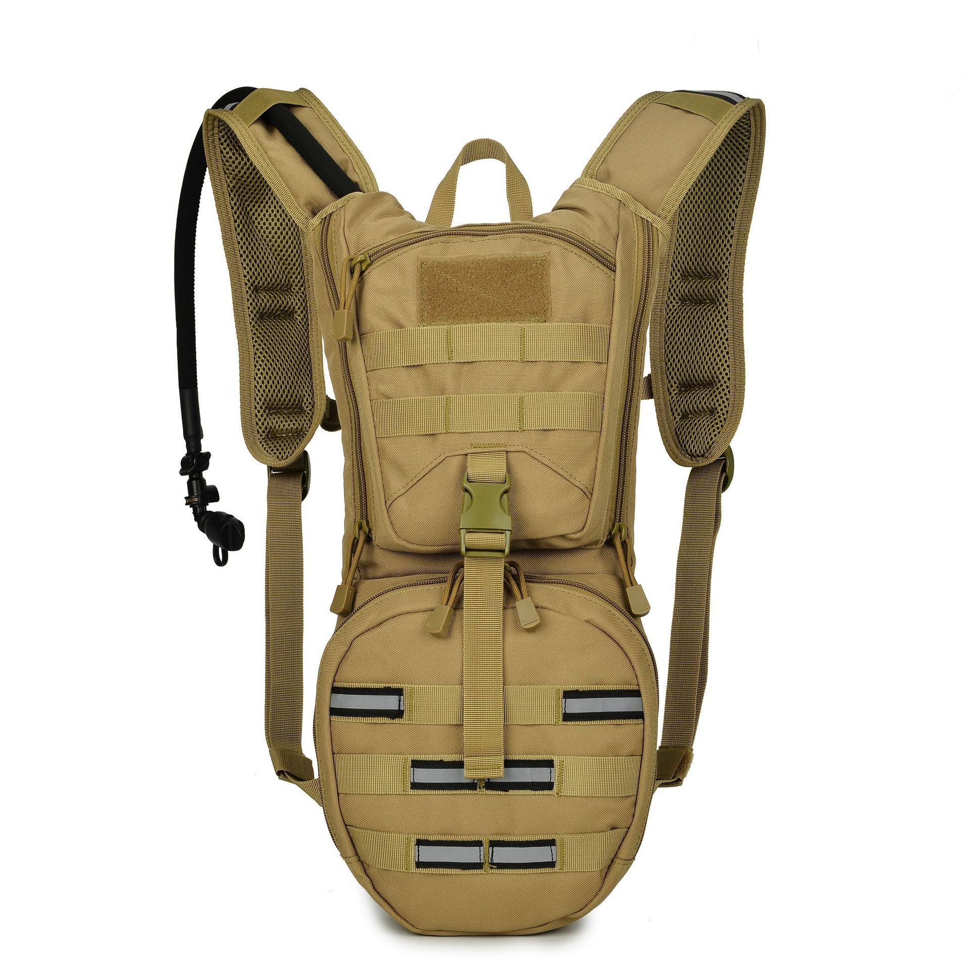 Outdoor Ultra Large Capacity Mountain Climbing Backpack Travel Sports Backpack Army Fans 3p Shoulder Tactical Backpack
