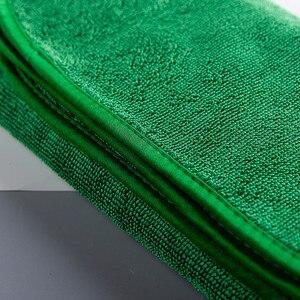 Image 2 - Chiffon de nettoyage spécial de voiture, 90x60cm, pour lavage de voiture, doux et non abîmé, peinture de voiture, serviettes en tissu torsadé, accessoires automobiles