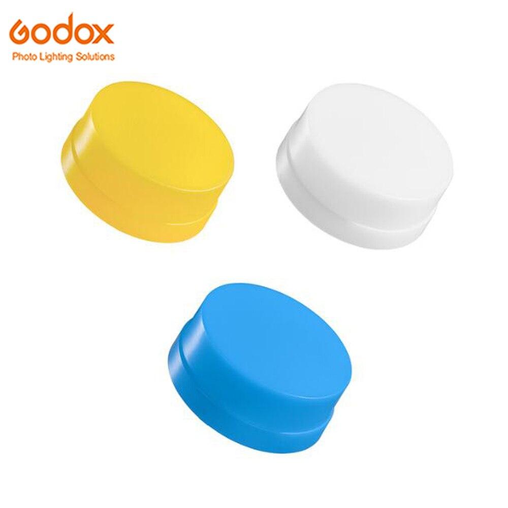 3 шт. цветной комплект рассеиватель для вспышки чехол для GODOX V1C V1N V1S V1F V1O вспышка для камеры софтбокс чехол Аксессуары для вспышки