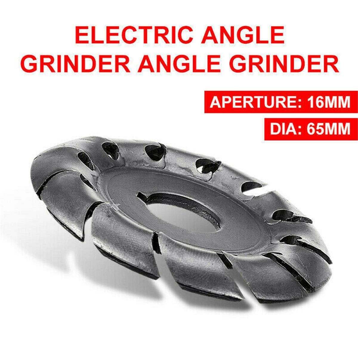 65mmx16mm Saw Blades Circular Carbide Wood Cutter Saw Blade For Angle Grinder Saw Disc Cutting Wood Circular Saw Blades