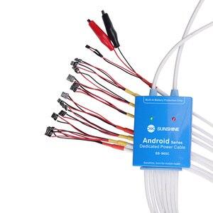 Image 4 - Güç kaynağı telefon Test kablosu dayanıklı Anti yanık otomatik aksesuarları taşınabilir adanmış çizme kontrol Android serisi için