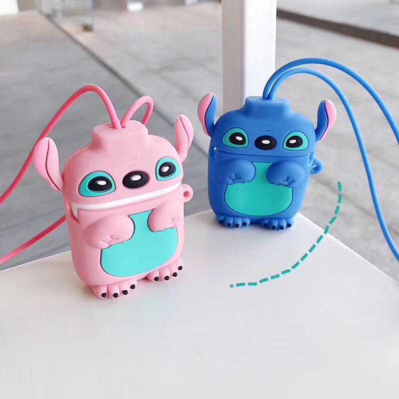 For AirPods Case Cute Cartoon case for <font><b>air</b></font> <font><b>pods</b></font> i12 <font><b>tws</b></font> i10 i30 i11 <font><b>i9s</b></font> i60 / For FreeBuds 2 Pro Bluetooth Earphone cover image