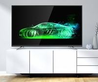 Big Monitor screen size 50 55 65 inch + android television wifi youtube led TV 1.5GB RAM 8GB ROM smart television TV