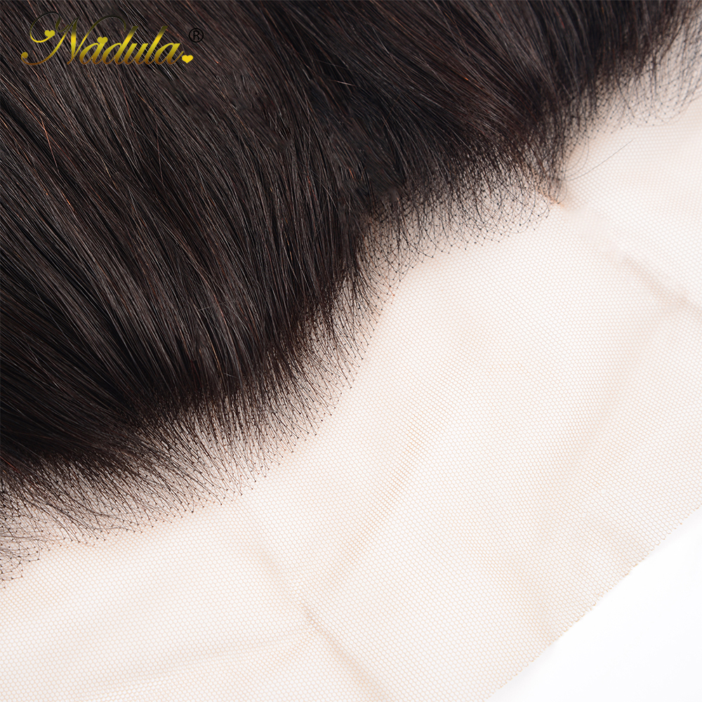 Nadula Hair 13X4 ear to ear Lace Frontal Closure  Body Wave  Frontal Free Part With Baby Hair  Hair 5