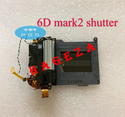 New Original 6D2 For Canon 6D Mark II Shutter Unit CY3-1815-000 with Curtain Blade Motor Assembly Component Camera Repair Part