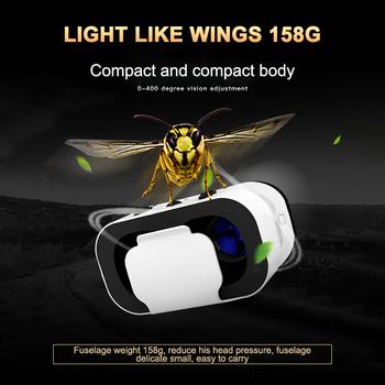 Kask tekturowy 3D wirtualna rzeczywistość VR okulary zestaw słuchawkowy Stereo VR dla 4-6 cali inteligentne mobilne telefony dla 4-6 cali inteligentne mobilne telefony tanie i dobre opinie FORNORM None Brak SMARTPHONES Lornetka Nie-Wciągające Virtual Reality VR glasses Okulary Tylko
