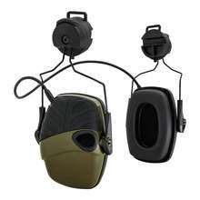 Arc track шлем Крепление гарнитура тактическая электронная съемка