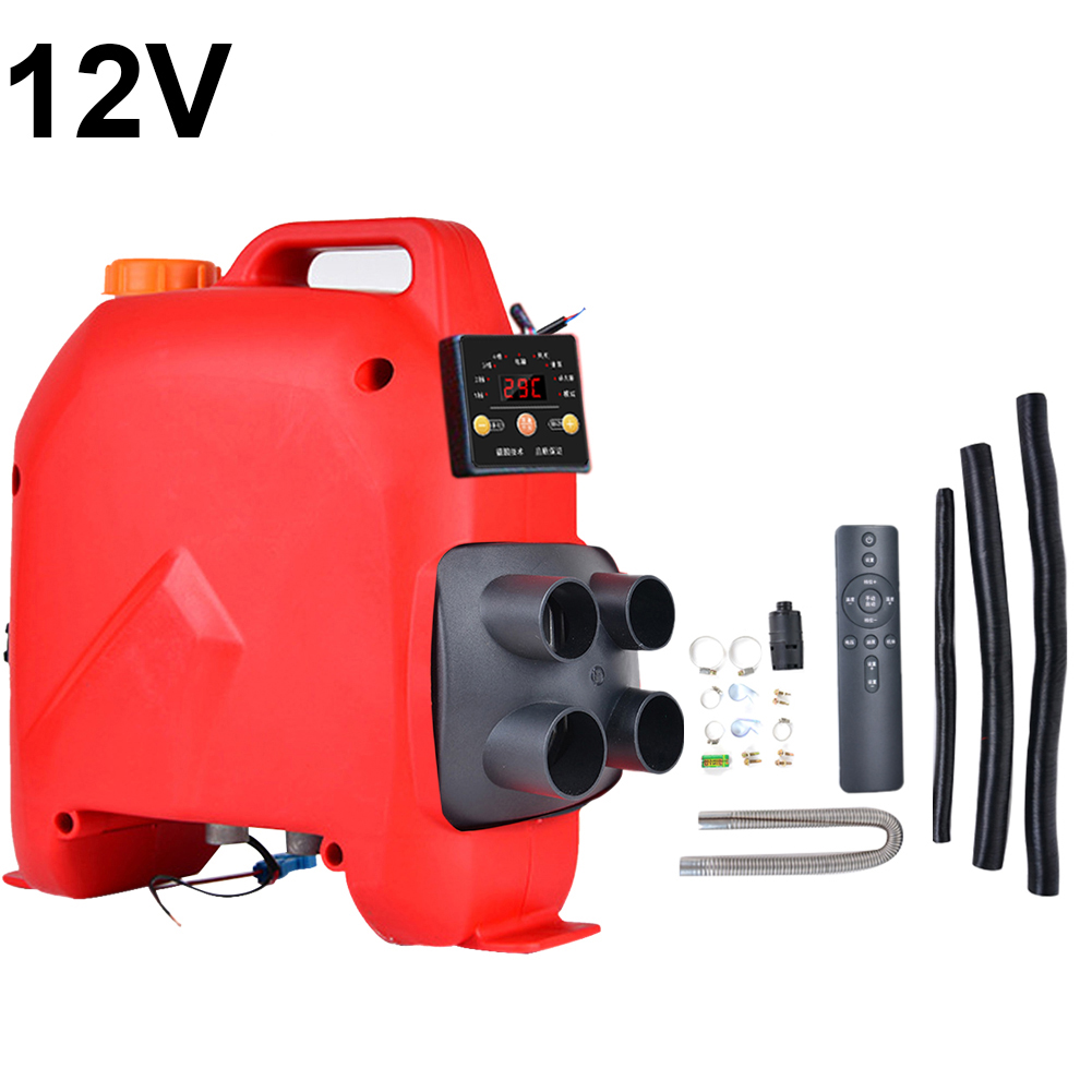 Car Parking Heater 12V 5KW Environment Friendly Air Diesels Heater Universal for Freight Vehicles Vans Storage Battery Cars