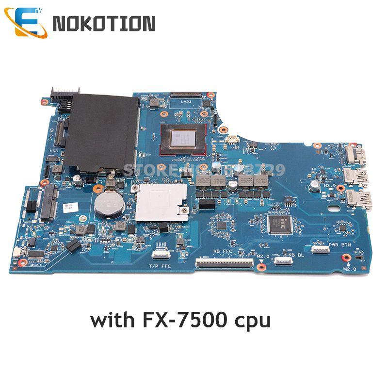 HP Envy M6-N Laptop Motherboard w// AMD FX-7500 2.1Ghz CPU 6050A2626301