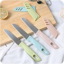 Alta qualidade de aço inoxidável faca peeling faca corte legumes e frutas bom ajudante oco manga design afiada e fácil