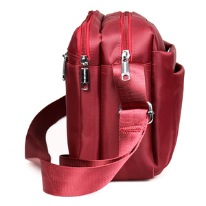 Image 4 - Повседневная мужская сумка мессенджер GREATOP, модные Наплечные сумки с несколькими карманами, 4 цвета, водонепроницаемая оксфордская сумка для деловых поездок, Y0026
