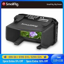 """Smallhd 501/502 für smallrig sonnenschutzes monitor käfig malerei """"sonnenschirm haube 2177 ausgestattet monitor schutz käfig"""