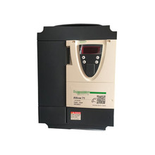 цена на High quality ATV71 series three phase output inverter ATV71HU55N4 5.5kw 380v-480v dc motor inverter