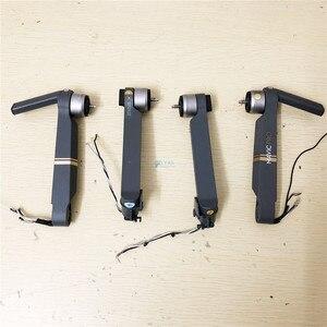 Image 1 - Original Vorne Hinten Links Rechts Motor Arm Mit Kabel ersatzteile für DJI Mavic Pro (Verwendet aber getestet)