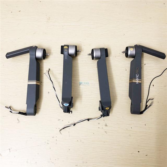 Original Vorne Hinten Links Rechts Motor Arm Mit Kabel ersatzteile für DJI Mavic Pro (Verwendet aber getestet)
