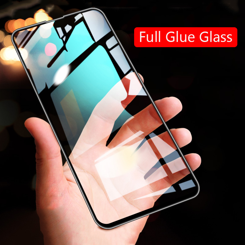 Lainergie For Huawei Honor 20 Tempered Glass Full Glue 9H Shock-Proof Screen Protector For Huawei Nova 5T Honor 20 Pro Glass