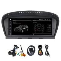 8.8 Inch Hd Car Gps Navigator 6 Core Android 9.0 Car Multimedia Player Car System for Bmw 5 Series E60 E61 E62 E63 / 3 Series E