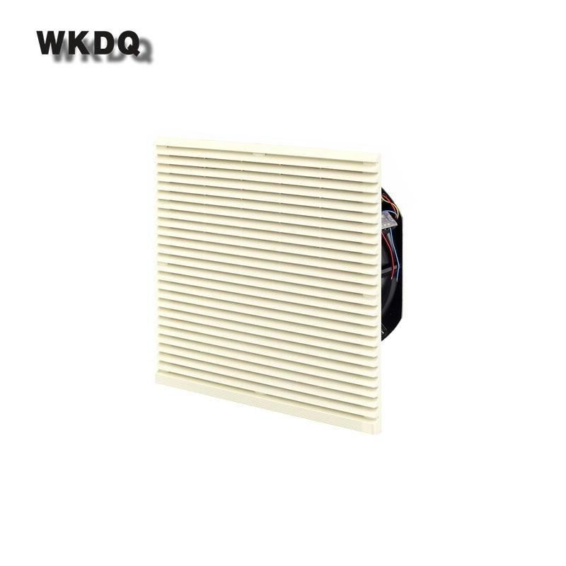 FK-3326-230 Cabinet  Ventilation Filter Set Shutters Cover  Fan Grille Louvers Blower Exhaust Fan Filter Filter With Fan