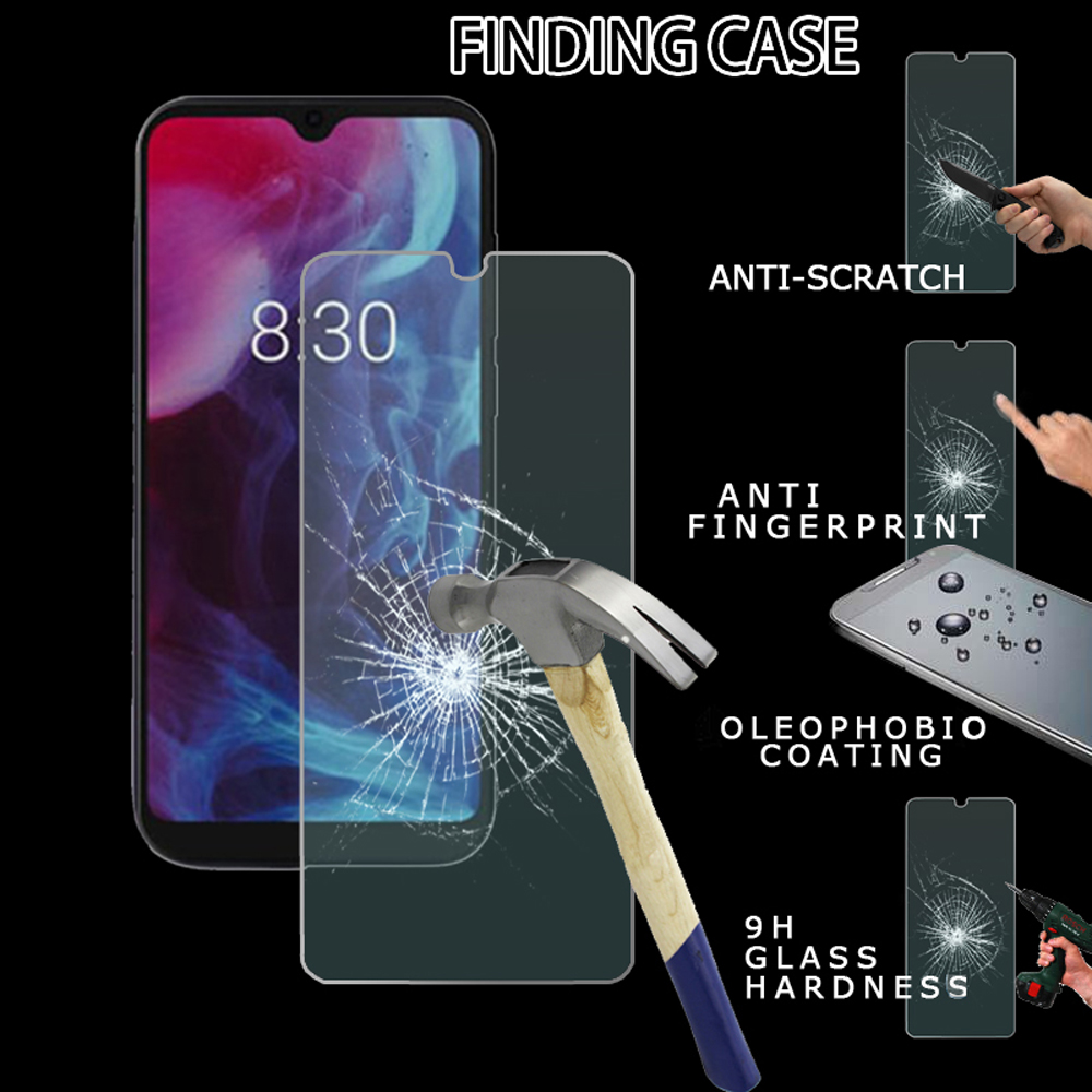 9H Front Film Protective Tempered Glass On The For ARCHOS Oxygen 57/ Oxygen 63 Anti-fingerprint Glass Screen Protector Film