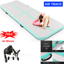 Free Shipping Airtrack 2m 3m 4m Air Track Inflatable Gymnastic Mattress Gym Tumble Floor Tumbling Mat For Adult or Child Indoor
