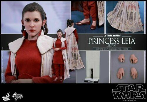 Hot Toys 1/6 MMS508 Princess Leia Figure Set The Empire Strikes Back Bespin Ver.