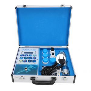 Image 5 - Corpo massageador 19ed eletromagnética extracorpórea terapia por ondas de choque máquina alívio da dor massageador corpo relaxar