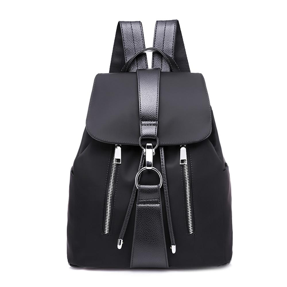 Maison Fabre Hot Backpack Women Soft Leather Shoulder Bags 2019 Designer Drawstring School Bags Teenage Girls Backpack 1017