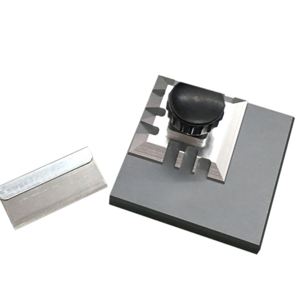 Hot Mini Model Photo Etch Bending Tool Handmade Woodworking For Engraved Sheet Processing L99