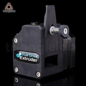 Image 4 - Trianglelab extrusora BMG de alto rendimiento V2.0, extrusora clonada Btech Bowden, doble unidad para impresora 3d ENDER3 CR10 MK8