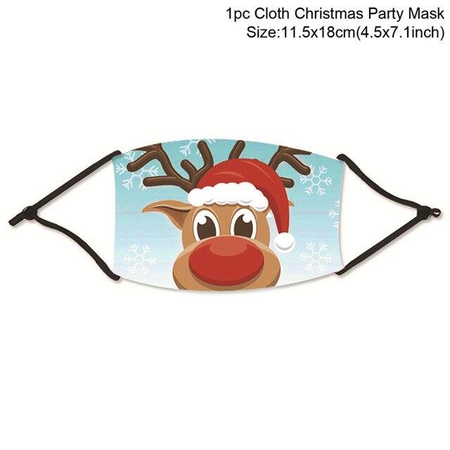 Merry Christmas Gift Christmas Decorations For Home Xmas Decor Navidad Decor Santa Claus Christmas Deer Bear