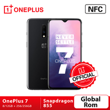 "Global Oxygen ROM Oneplus 7 Snapdragon 855 Octa Core Smartphone 6.41"" AMOLED Screen 48MP Dual Rear Cam 16MP Front NFC CellPhone"