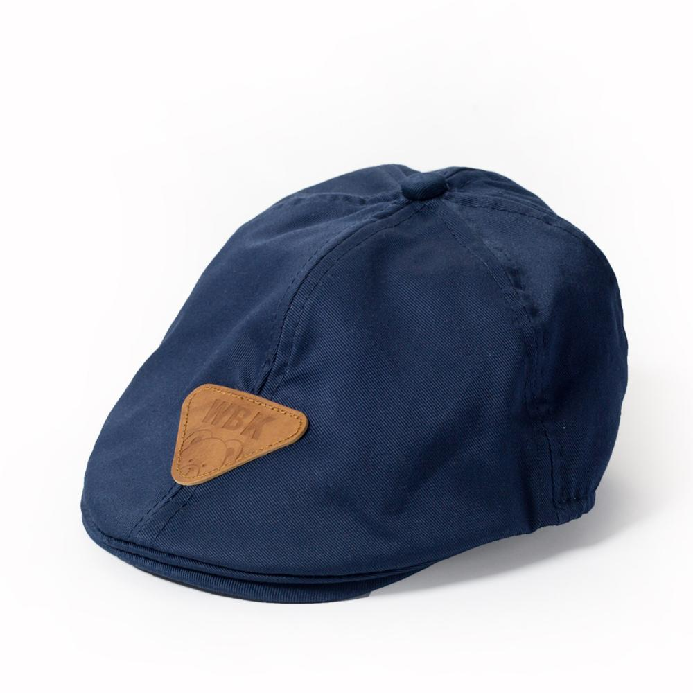 Toddler Newborn Stripe Star Peaked Hat Beret Sun Baseball Cap Protection Sunhat
