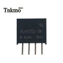 10PCS B2405S 1W SIP 4 B2405S SIP4 B2405 2405 DC/DC 24V zu 5V isoliert power modul Neue und original