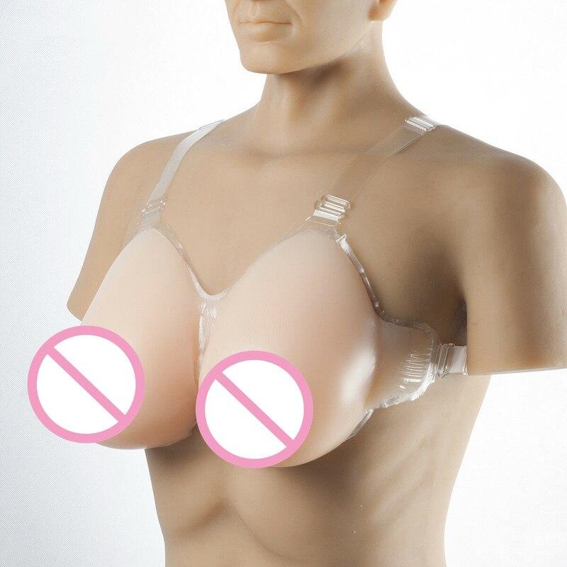 3600 г/пара к чашка плечевой ремень силиконовый огромный поддельные грудь большие формы белье размера плюс женский силиконовый бюстгальтер,