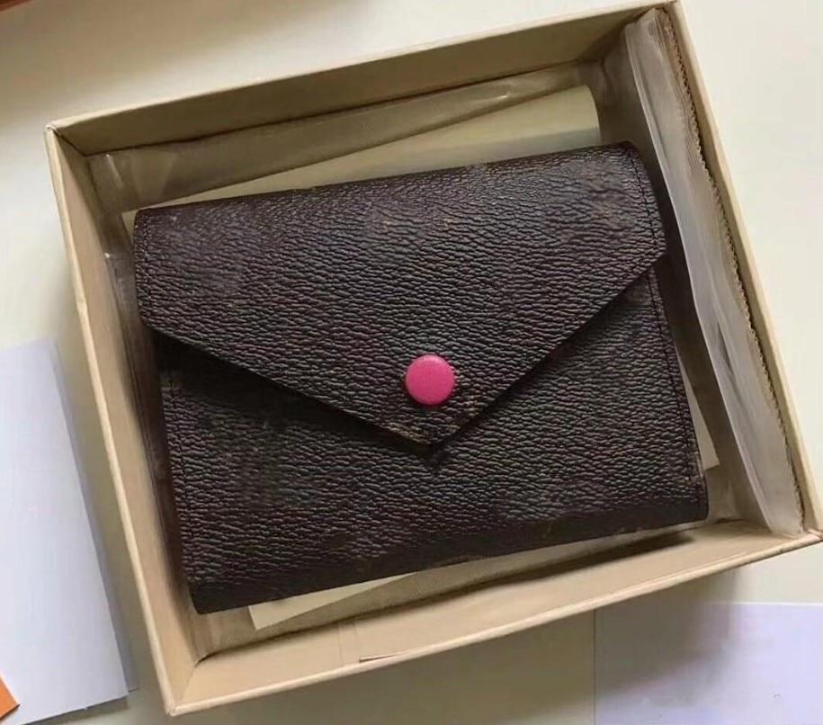 Womens Brand Wallet 8 Colors Fashion Single Zipper Pocke Designer Women Leather Wallet Lady Ladies Short Purse