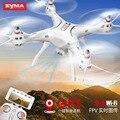 Vehículo aéreo no tripulado SYMA Sima X8pro gran avión GPS en tiempo Real para fotografía de área Avión de juguete telecontroled